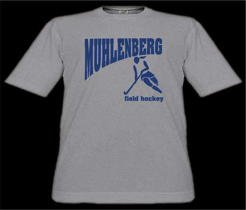 Muhl Field Hockey D3 T-shirt