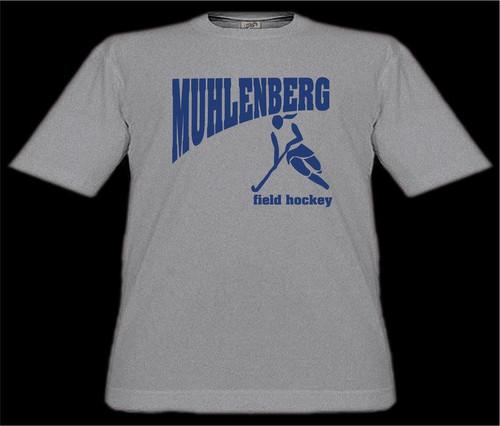 Muhl Field Hockey D3 T-shirt