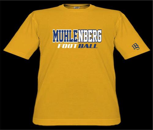 Muhl Football D4 T-shirt