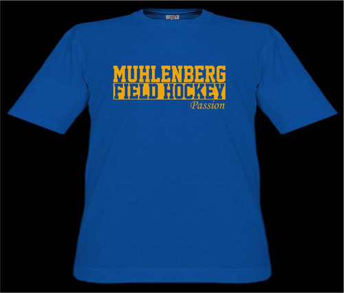 Muhl Field Hockey D4X T-shirt
