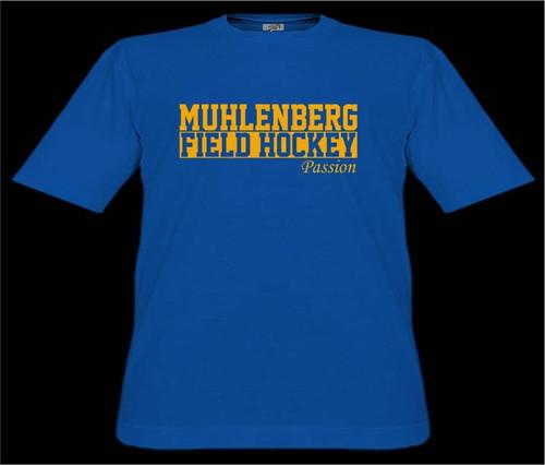Muhl Field Hockey D4X T-shirt
