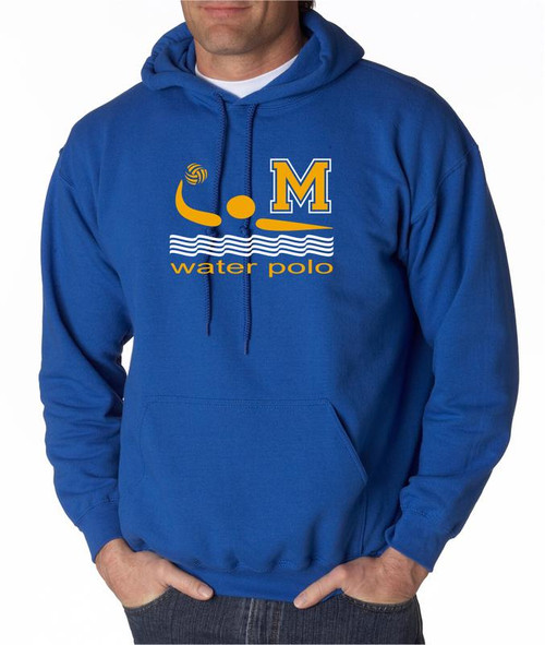 Muhl Water Polo D1 Hoody