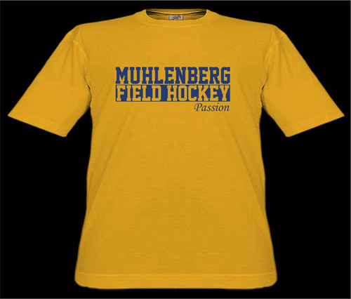 Muhl Field Hockey D4 T-shirt
