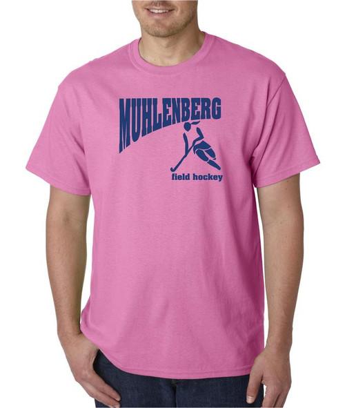 Muhl Field Hockey D3X T-shirt