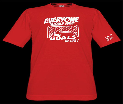 Everyone Should Have Goals D2X T-shirt