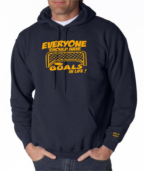 Everyone Should Have Goals D2X Hoody
