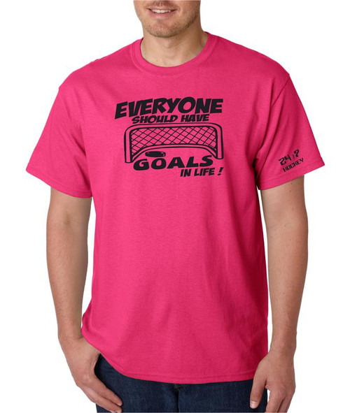Everyone Should Have Goals D2 T-shirt