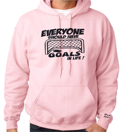 Everyone Should Have Goals D2 Hoody