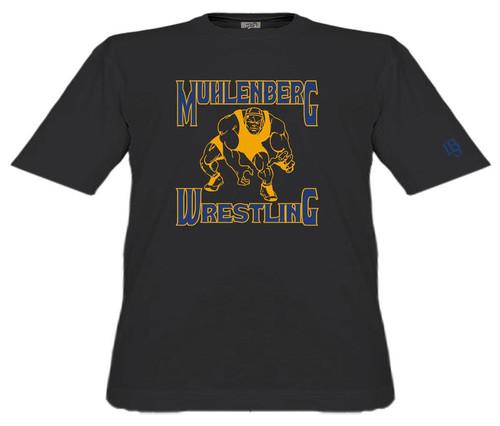Muhl Wrestling D1 T-shirt
