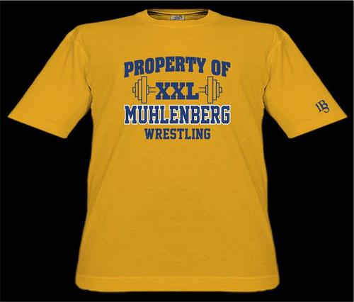 Muhl Wrestling D3 T-shirt
