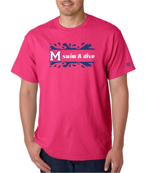 Muhl Swimming D1 T-shirt