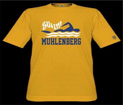 Muhl Swimming D3 T-shirt