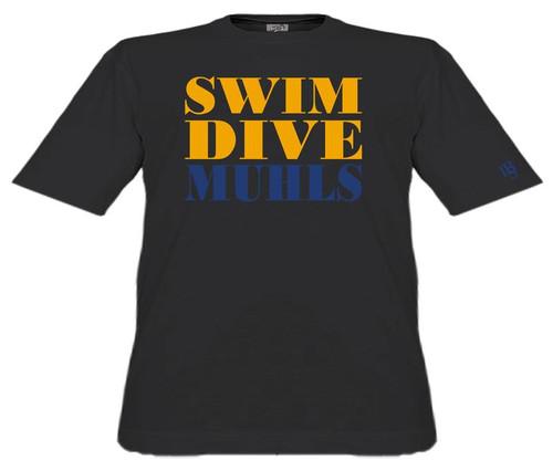 Muhl Swimming D2 T-shirt