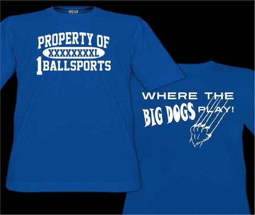 Property of 1Ballsports