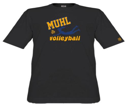 Muhl Volleyball D1 T-shirt