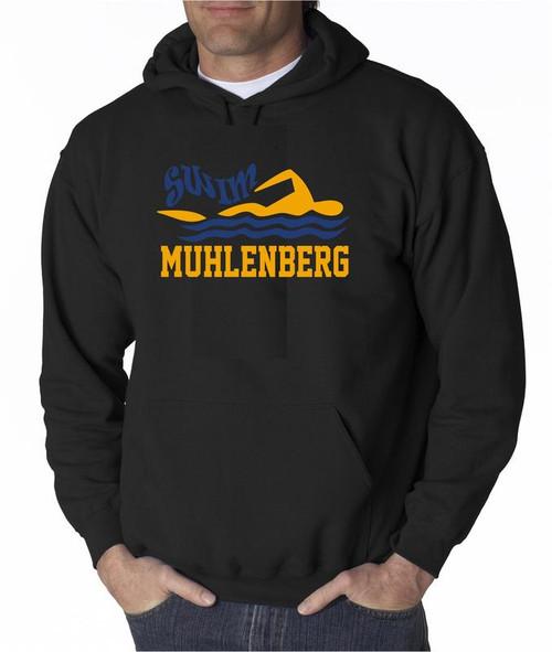 Muhl Swimming D3 Hoody