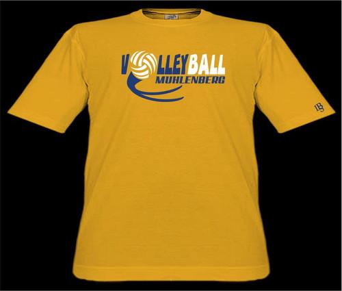 Muhl Volleyball D2 T-shirt