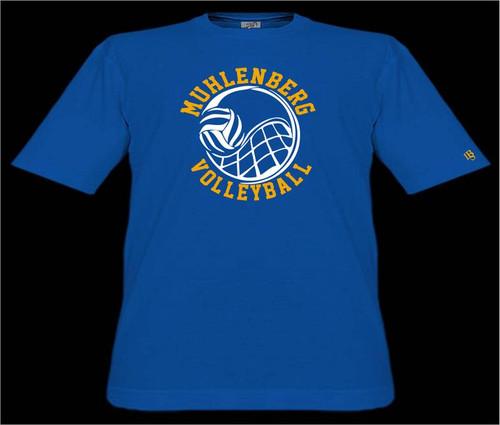 Muhl Volleyball D3 T-shirt