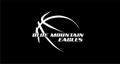 Blue Mountain Basketball D1 Decal