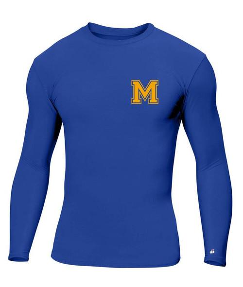 Muhlenberg Long Sleeve Compression Shirt