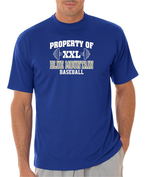Blue Mountain Baseball D1 Dry Fit
