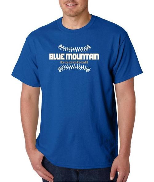 Blue Mountain Baseball  D3 T-shirt
