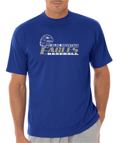 Blue Mountain Baseball D2 Dry Fit