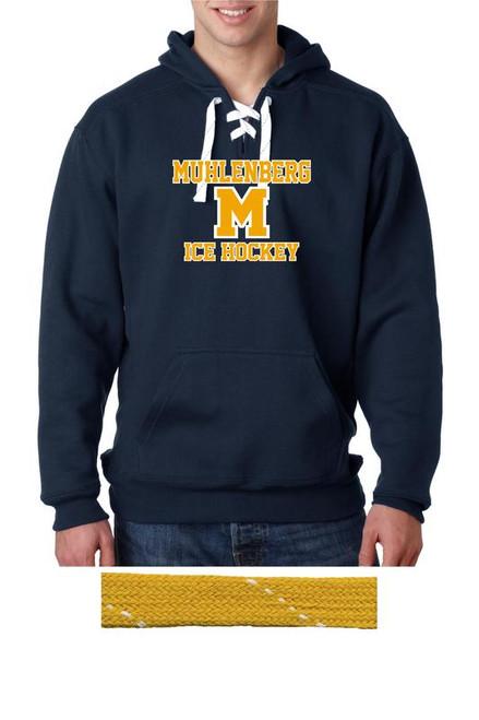 Muhlenberg Ice Hockey Hockey Hoody 2-3XL