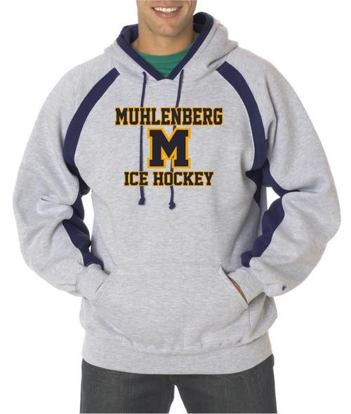 Muhlenberg Ice Hockey Blend Hoody 2-4XL