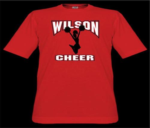 Wilson Cheerleading D1 T-shirt