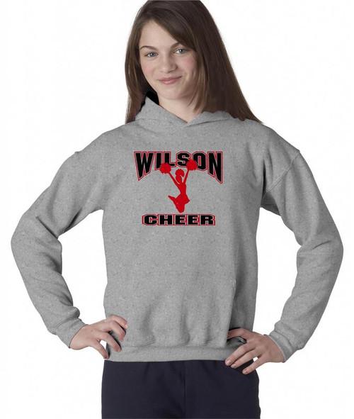 Wilson Cheerleading D1 Hoody