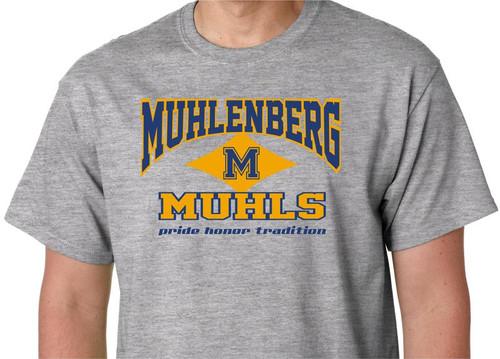 Muhlenberg Muhls T-shirt