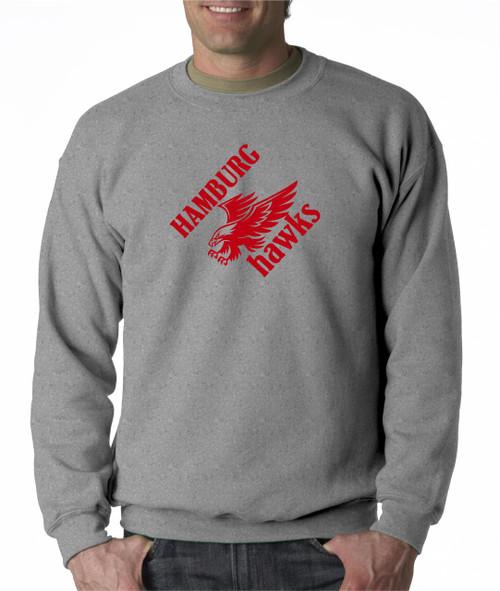 Hamburg D2 Crew Sweatshirt
