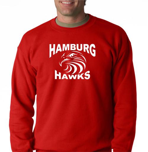 Hamburg D1 Crew Sweatshirt