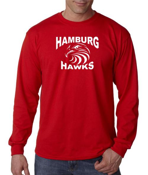 Hamburg D1 Long Sleeve T-shirt