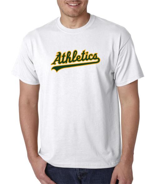 Muhl A's Baseball D4 T-shirt