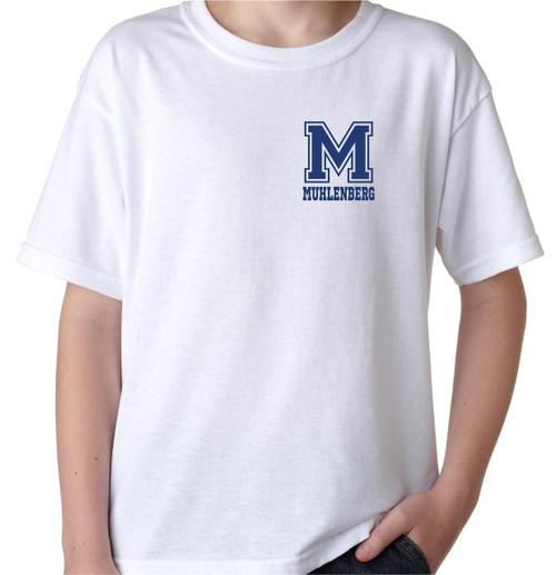 Muhlenberg Gym T-shirt D1