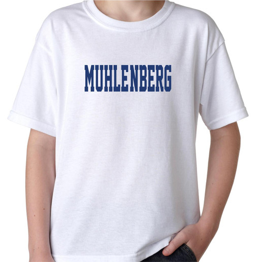 Muhlenberg Gym T-shirt D2