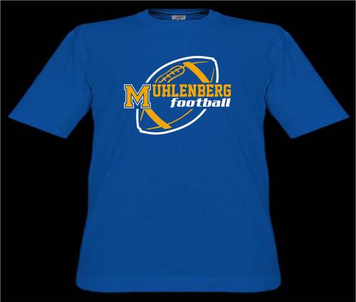 Muhl Football D7 T-shirt