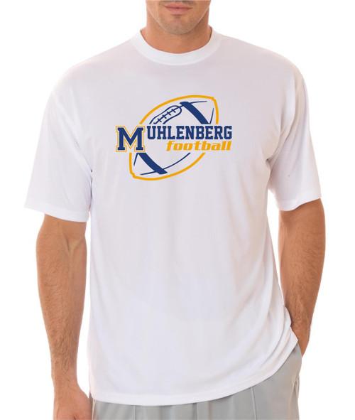 Muhl Football D7 Dry Fit T-shirt