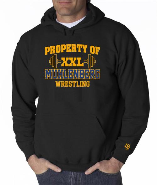 Muhl Wrestling D3 Hoody