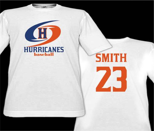 Holman Baseball D1 T-shirt