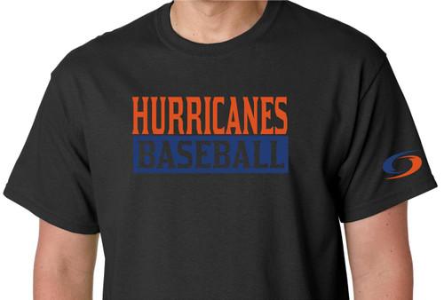 Holman Baseball D2 T-shirt
