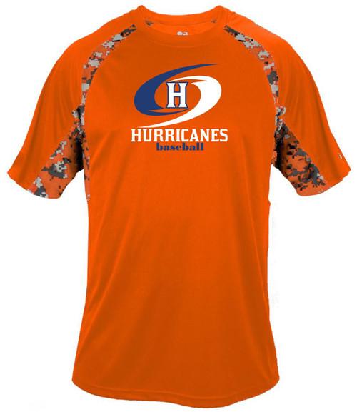 Holman Baseball D1 Digital Camo Dry Fit T-shirt