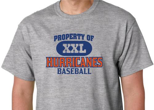 Holman Baseball D4 T-shirt
