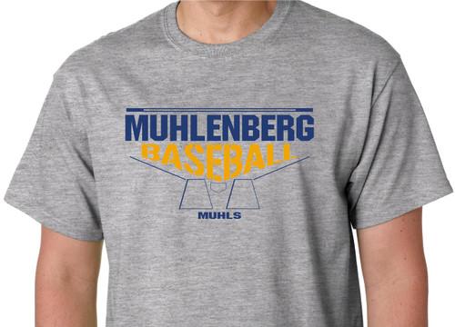 Muhl softball  T-shirt
