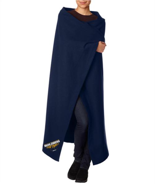 Muhl Softball Blanket