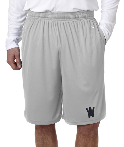 Wyomissng Pocketed Dry Fit shorts
