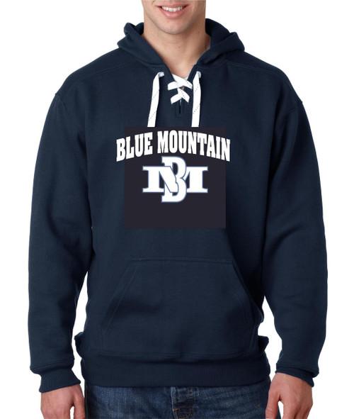 Blue Mountain Basketball Hockey Hoody 2015