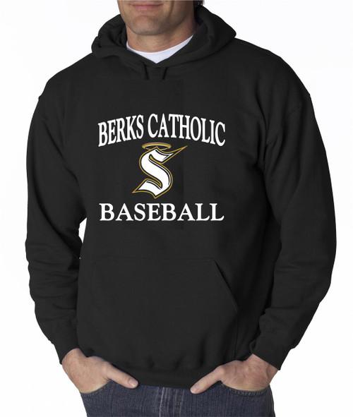 Berks Catholic Basebal Hoody D2